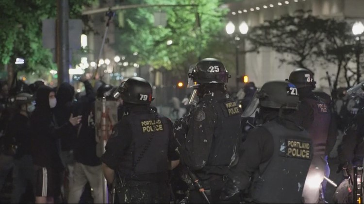 Court agrees Portland police violated law by livestreaming protests
