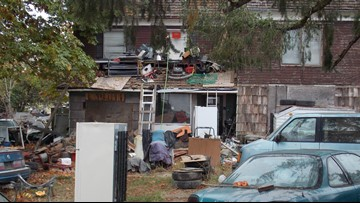 Do squatters have rights in Oregon?