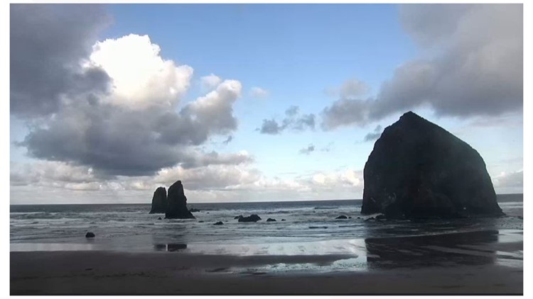 Health advisory at Cannon Beach lifted after the OHA found high levels of fecal bacteria
