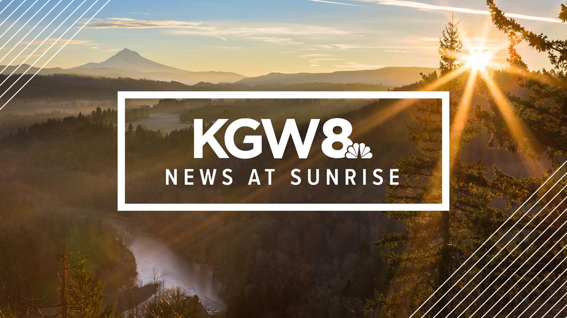 Live: KGW News at Sunrise