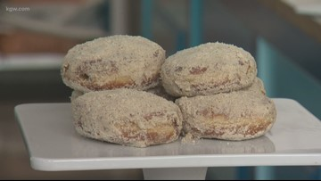 That's so Portland: Blue Star releases first CBD-infused donut