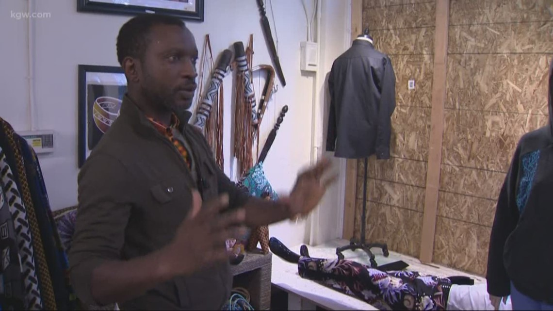 N'Kossi Boutique broken into, vandalized for the second time in two months
