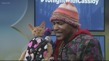 Mic Check: Get the new album from Moshow the Cat Rapper