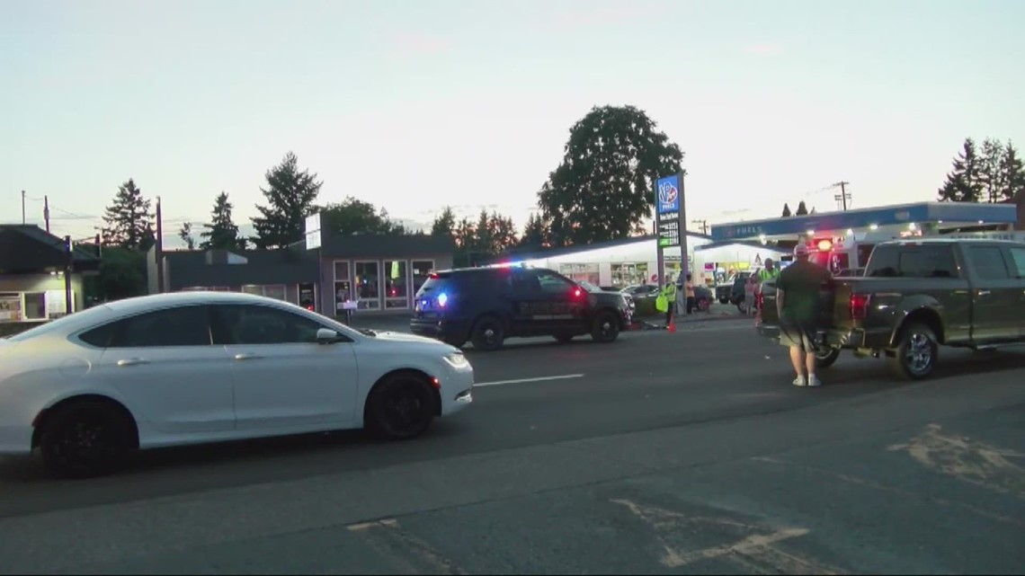 Suspect, victim identified in deadly Keizer chase Wednesday
