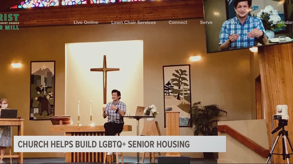 Portland church helps build LGBTQ+ senior housing