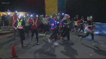 Hood to Coast relay runs through Portland on Friday