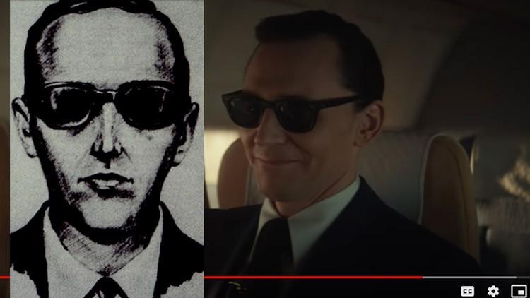 Did Marvel just turn Loki into DB Cooper in the new Disney+ 'Loki' trailer?