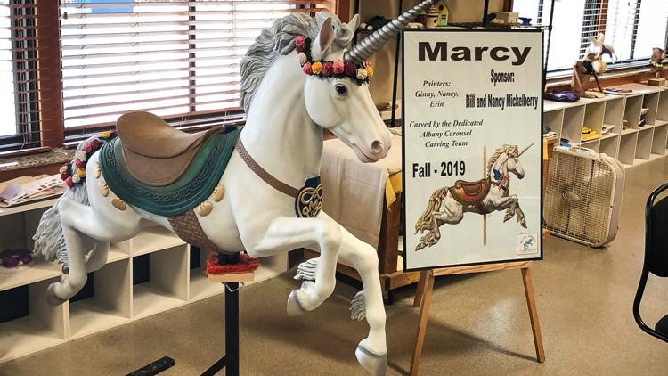 Marcy, the Unicorn