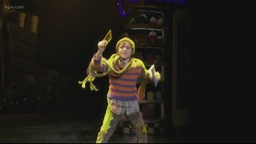 Meet the young stars of Charlie and the Chocolate Factory