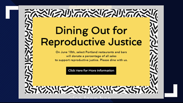 26 Portland restaurants to raise funds for reproductive rights on Tuesday