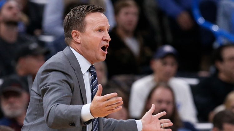 Report: Blazers to hire former NBA Coach of the Year Scott Brooks as lead assistant