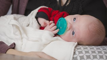 2nd baby born in US thanks to uterus transplanted from deceased donor