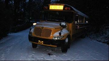 School closures, delays in Oregon & SW Washington