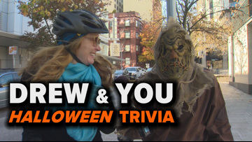 Drew & You: Halloween Trivia