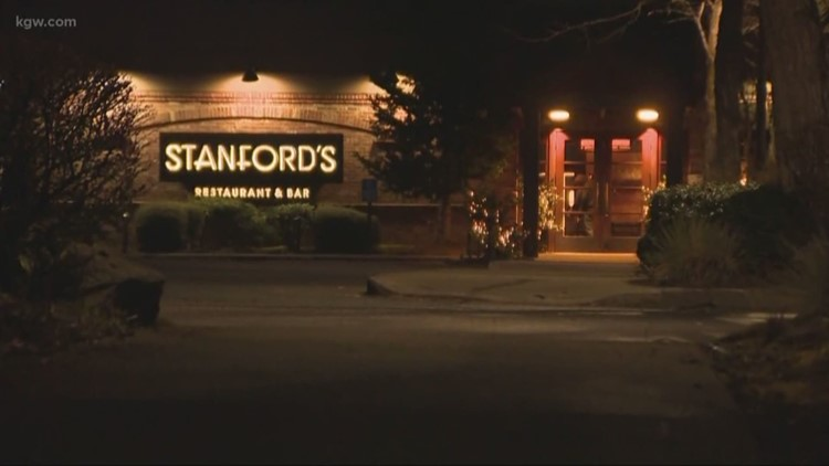 Robbers hold janitors at gunpoint at Stanford's restaurant in Lake Oswego