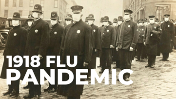 Oregon's and nation's response to COVID-19 eerily similar to 1918 Spanish flu pandemic