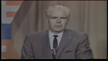 Archive video: Christmas flood of 1964