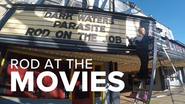 Rod on the Job: Theater Operator at Liberty Theatre