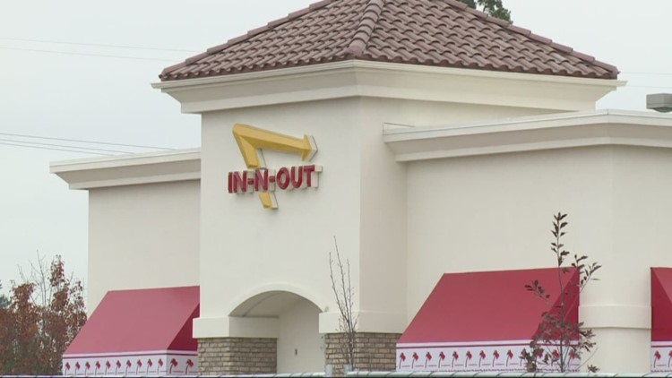 In-N-Out in Keizer appears poised for December opening