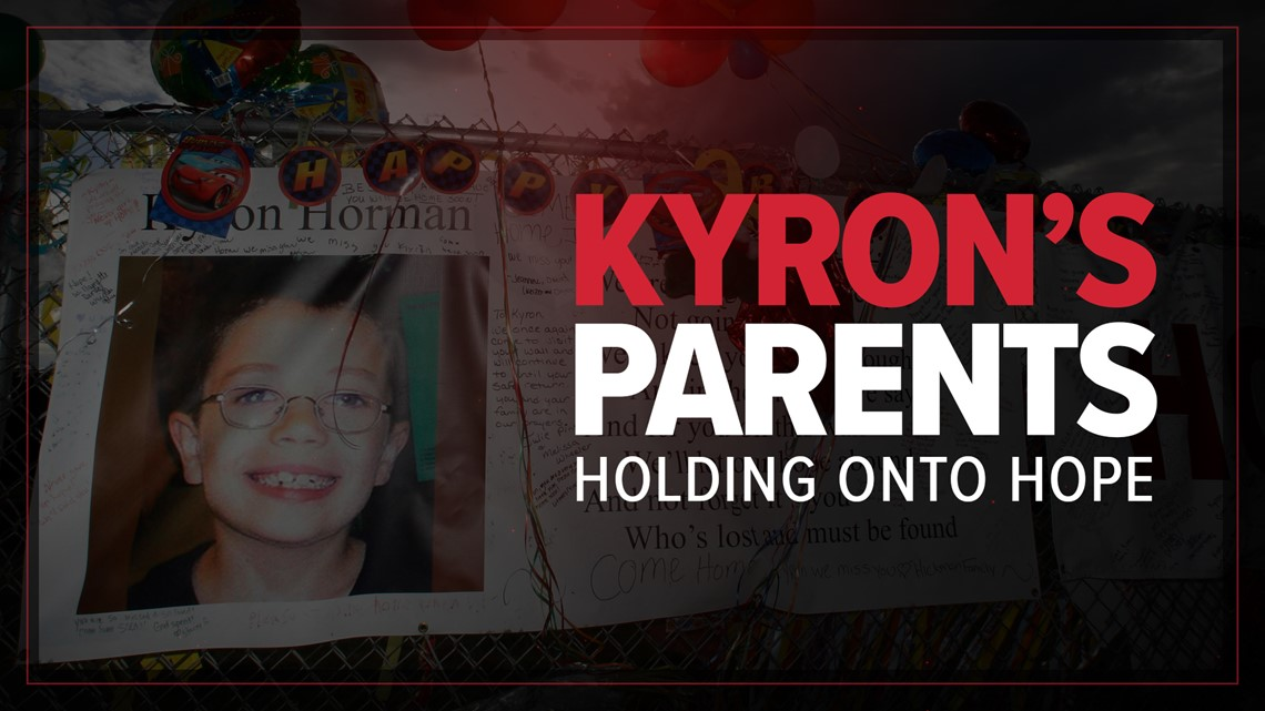 Parents of missing Kyron Horman desperate for answers, 10 years after boy's disappearance