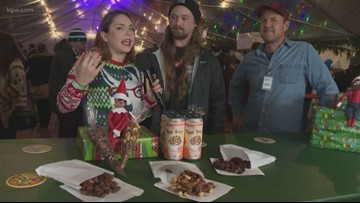 """Go """"nuts"""" at the Holiday Ale Festival"""