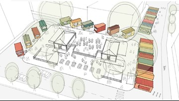 10th & Alder food carts move one step closer to Ankeny Square