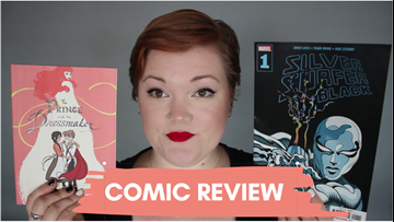 Comic review | The Prince and the Dressmaker, Silver Surfer Black
