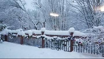 A dusting or 6 inches of snow? Matt Zaffino explains broad Portland area forecast