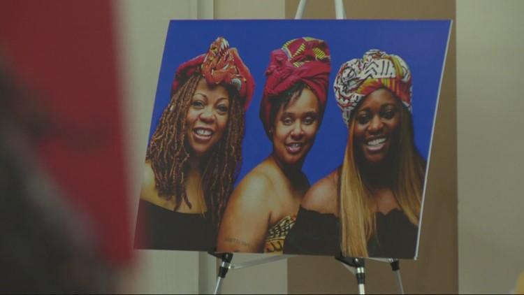 Portland photo project celebrates Black femininity