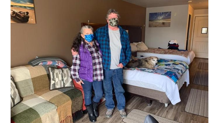 Six months later: Some Oregon wildfire survivors still in hotels