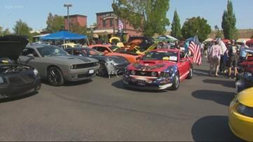 Eighth annual Kyron's Car Show