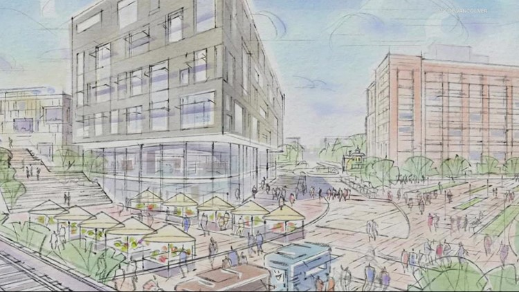 Waterfront Gateway developer selected, project moving forward in Vancouver