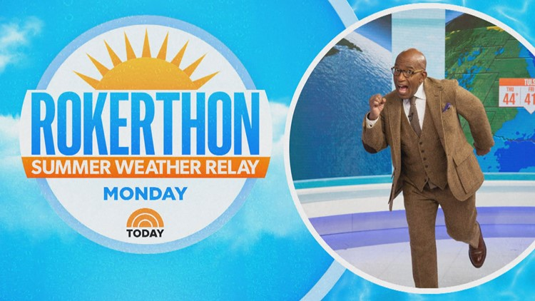Rod Hill to join Al Roker's 'Rokerthon' on Monday