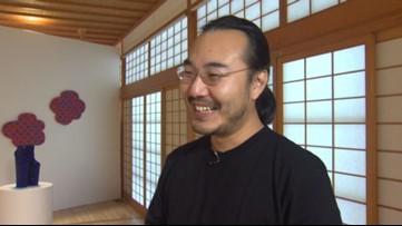 Noritaka Tatehana's Refashioning Beauty is at the Portland Japanese Garden