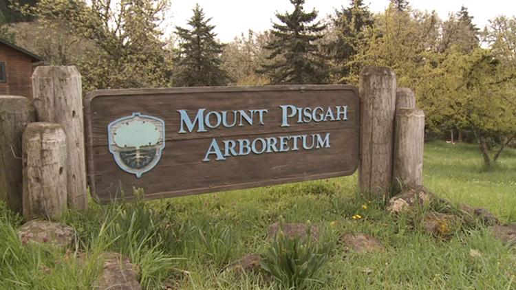 Grant's Getaways: Mount Pisgah Arboretum