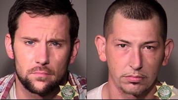 Two men arrested in NE Portland following shelter-in-place warning