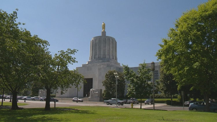 4 candidates vying to replace Oregon state lawmaker accused of harassment