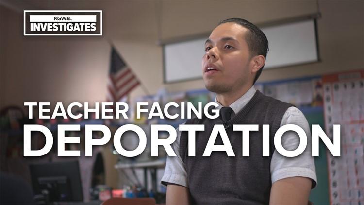 Third grade teacher in Portland fighting deportation