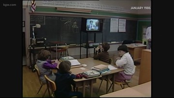 KGW Archive: Portland students react to the Challenger disaster