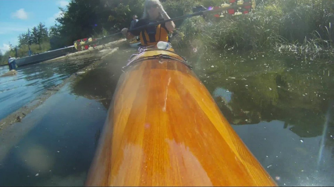 Grant's Getaways: Paddle into history
