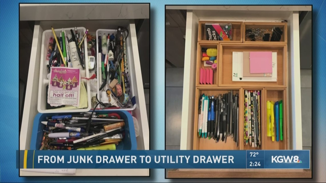 From Junk Drawer to Utility Drawer