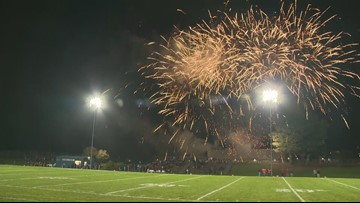 Highlights: Centennial dominates Madison 57-12