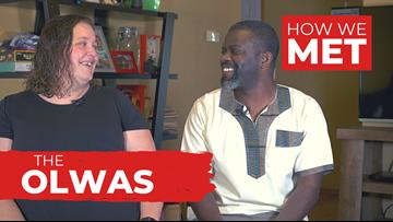 How We Met: The Olwas