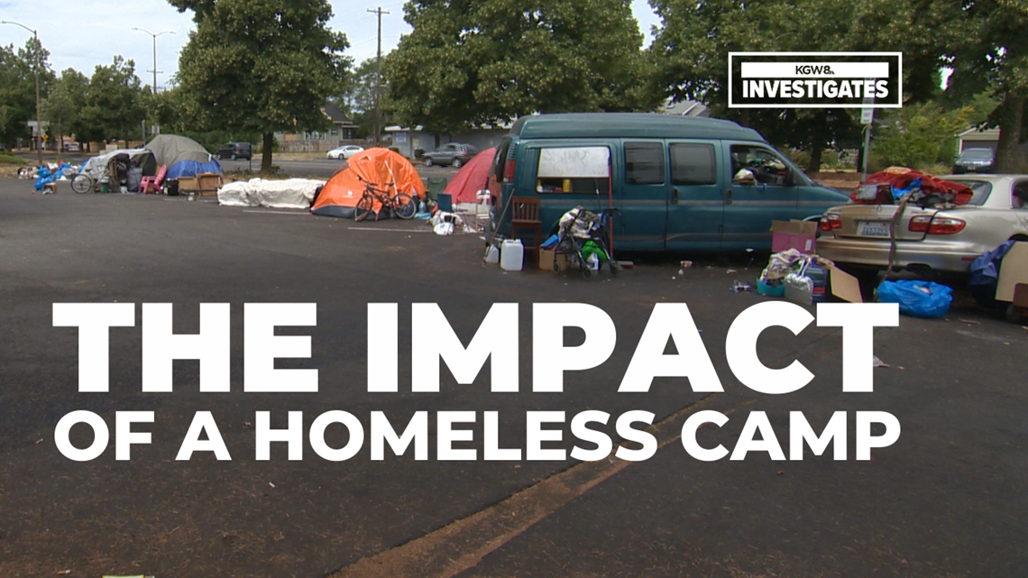 Impact of a single homeless camp: $18,347 in clean-up, one thousand complaints and endless conflict