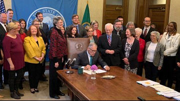 Washington governor signs surprise medical billing law