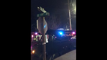Vehicle hits two pedestrians on SE Stark Street in Gresham