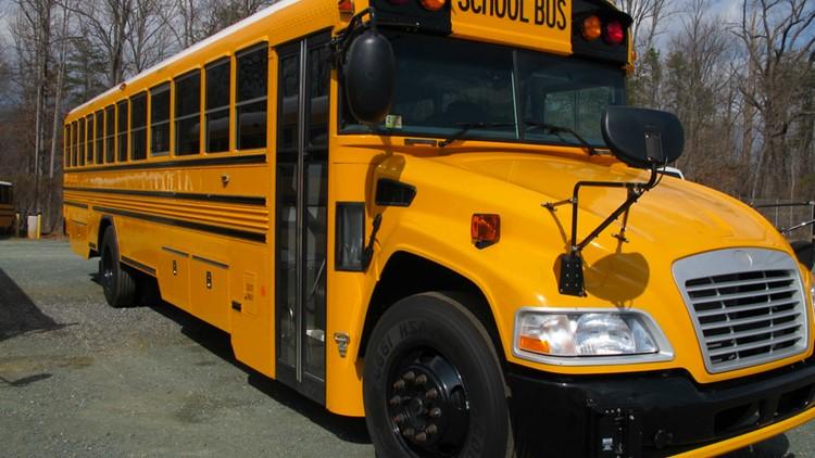 Catalytic converter thieves target school buses in Reynolds School District