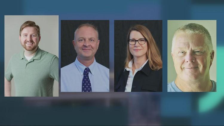 Newberg School Board members sue four constituents, claim 'doxxing'
