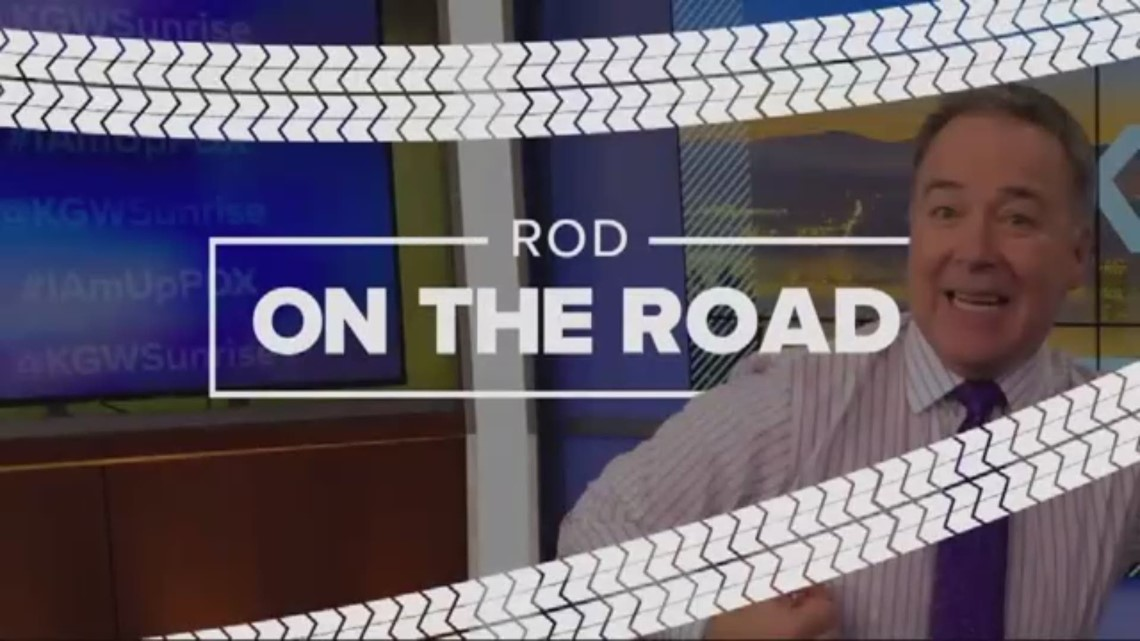 Rod on the Road in Cowlitz County