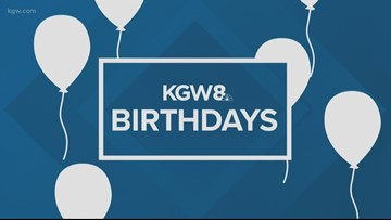 KGW viewer birthdays Mar. 23